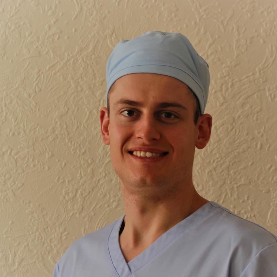 Tristan Marshall Duffield Dentist