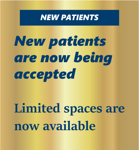 New patients now being accepted at The Dental Practice in Duffield